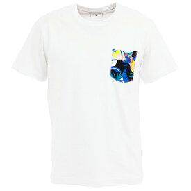 【8/1〜8/2はエントリーでP5倍】クイックシルバー(Quiksilver) 半袖 ポケットTシャツ 201TY-01 20SP QST201600 YWHT オンライン価格 (メンズ)