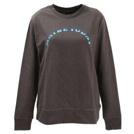 ロキシー(ROXY) MAY BE TODAY 長袖Tシャツ 18FWRLT184036BBK (Lady's)