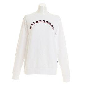 ロキシー(ROXY) MAY BE TODAY 長袖Tシャツ 18FWRLT184036WHT (Lady's)