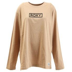 ロキシー(ROXY) CLOUDS ロングスリーブTシャツ 19FWRLT194038BGE (Lady's)