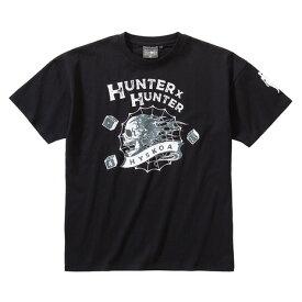 ハンター×ハンター(HUNTER×HUNTER) HUNTER×HUNTER コラボTシャツ ヒソカ2 HxH 006 半袖 オンライン価格 (メンズ)