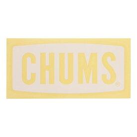 チャムス(CHUMS) カッティングシートチャムスロゴL CH62-1482-0000 (メンズ、レディース、キッズ)