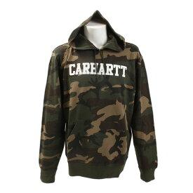 カーハート(CARHARTT) フーデッド カレッジ スウェットシャツ I0246696409018F オンライン価格 (Men's)