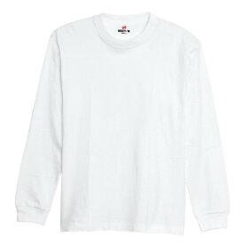 ヘインズ(Hanes) Tシャツ メンズ 長袖 ビーフィー H5186 010 オンライン価格 (メンズ)