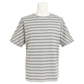 FIDELITY DOT JQ ARMLESS 半袖Tシャツ FD81MD807-GRY (Men's)