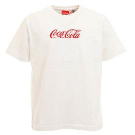 コカコーラ(Coca-Cola) バックボトルプリントTシャツ 0530116-06 OFF 半袖 (メンズ)