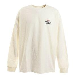 パワートゥーザピープル(Power To The People) ケロッグ バックプリントTシャツ 1315036-07 WHT (メンズ、レディース)