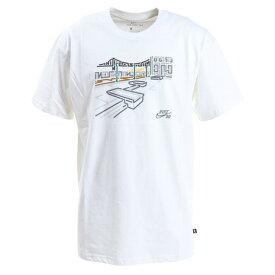 ナイキ(NIKE) SB スケート 半袖Tシャツ CU0287-100 オンライン価格 (メンズ)