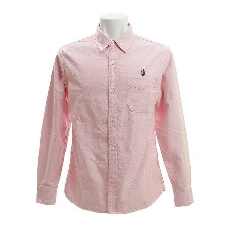 桃太郎 お供刺繍 ボタンダウンシャツ 05-230P (Men's)