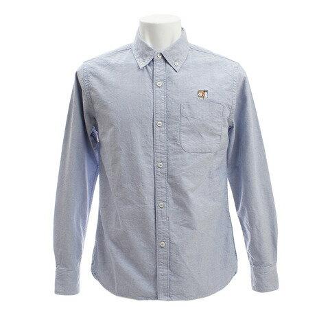 桃太郎 お供刺繍 ボタンダウンシャツ 05-230S (Men's)
