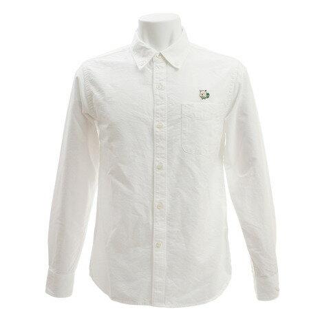 桃太郎 お供刺繍 ボタンダウンシャツ 05-230W (Men's)