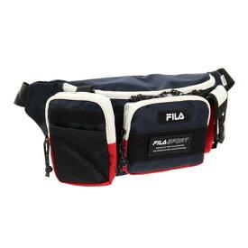 フィラ(FILA) BTSコラボ ベルトバッグ FS3BCC5006X-OWH オンライン価格 (メンズ、レディース)