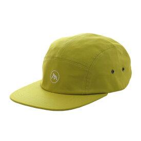 エクストララージ 【オンライン特価】 EMBROIDERY CAMP キャップ 01192015-YELLOW (Men's)