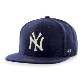 フォーティーセブン ブランド(47 Brand) ヤンキース キャップ ファウラー 47 キャプテン B-FOWLR17WMH-NY (メンズ)