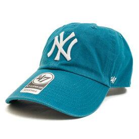 フォーティーセブン ブランド(47 Brand) Yankees 47 CLEAN UP キャップ B-RGW17GWS-DT (メンズ)
