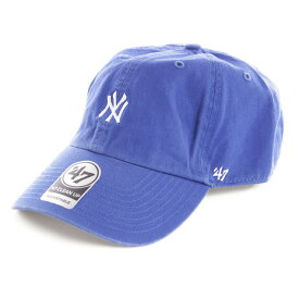 フォーティーセブン ブランド(47 Brand) Yankees Base Runner CL キャップ B-BSRNR17GWS-RY (メンズ)
