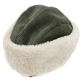 グリム(grimm) ジュニア コーデュロイ ファートーク帽 VA3-080 KH (メンズ)
