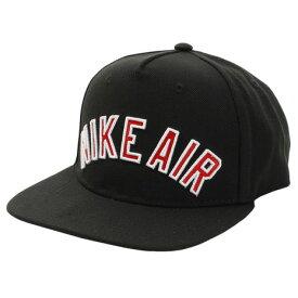 【9/20はエントリーで会員ランク別P10倍】ナイキ(NIKE) 帽子 キッズ AIR キャップ 8A2801-023 日よけ (キッズ)