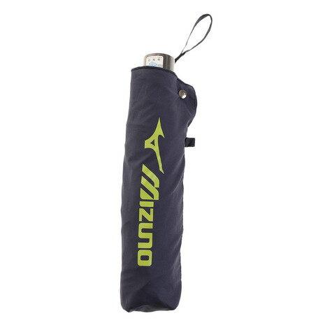 ミズノ(MIZUNO) 折りたたみ傘 耐風ワンポイント 2101583851057560 (Men's、Jr)