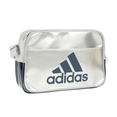 アディダス(adidas) エナメル ショルダーバッグ Lサイズ BIP41- AP3358 (Men's、Lady's、Jr)