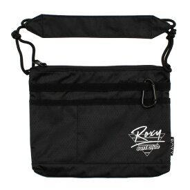 ロキシー(ROXY) HIGH FIVE カラビナ付き サコッシュ 19SPRBG191324BLK オンライン価格 (レディース)