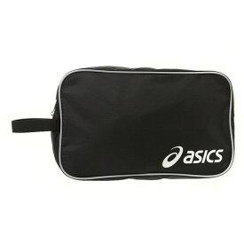 アシックス(ASICS) 【オンライン価格】シューズバッグ Lサイズ EB044A.9010 (Men's、Lady's、Jr)