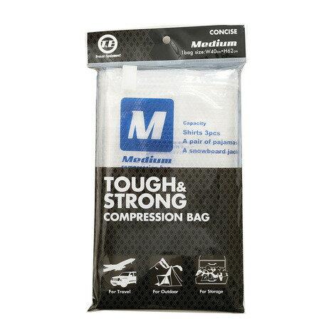 CONCISE 破れにくい衣類圧縮袋 M タフ&ストロング CON24427 (Men's、Lady's、Jr)