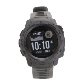 ガーミン(GARMIN) Instinct Graphite 02064-12 (Men's、Lady's)