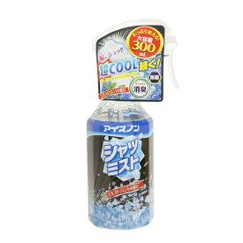 白元(hakugen) アイスノン シャツミスト エキストラミントの香り 大容量:300mL (メンズ、レディース)
