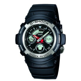 ジーショック(G-SHOCK) BASIC AW-590-1AJF (Men's)