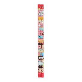 サンスター文具 赤鉛筆2本組 ディズニーツムツム S5015871 (キッズ)