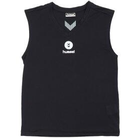 【9月20日24h限定エントリーでP10倍〜】ヒュンメル(hummel) ジュニア つめたインナーシャツ HJP5026-90 (Jr)