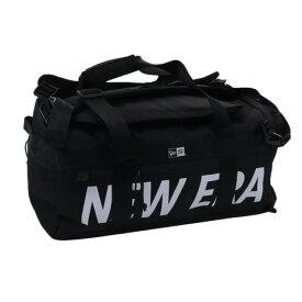 ニューエラ(NEW ERA) クラブ ダッフルバッグ ミディアム 2way プリントロゴ 12108751 (メンズ、レディース)