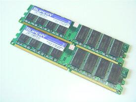 ▲SAMSUNGチップ▼相性保証DDR266/333 PC2100/2700 512M2枚合1GB