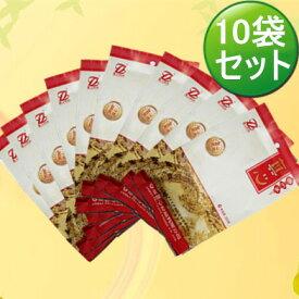 真心香瓜子【10袋セット】 食用ひまわりの種(ゆで上げ済) 五香味 スナックお菓子 ポリポリ 300g×10