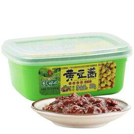 【新品】葱伴侶黄豆醤 中華調味料 中華風みそ 中華香辛料 300g