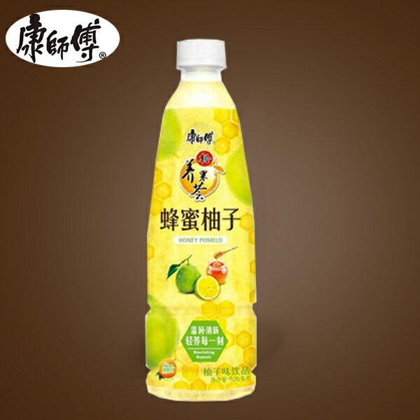 康師傅蜂蜜柚子茶 蜂蜜ザボン カンシーフー 中華はちみつゆず茶 中華飲料 人気飲み物 清涼飲料 ドリンク ペットボトル飲料 中国産 500ml