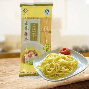 玉米面条 トウモロコシの麺 雑穀麺 無添加・無色素 辛鍋や牛肉麺や冷麺や涼麺に 中華食材 400g