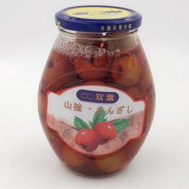糖水山査缶詰 サンザシシロップ付け 中華食材 冷凍商品と同梱不可 480g