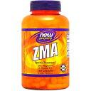 [ お得サイズ ] ZMA 180粒[サプリメント/健康サプリ/サプリ/ミネラル/亜鉛/お徳用/now/ナウ/栄養補助/栄養補助食品/アメリカ/カプセル/サプリ...