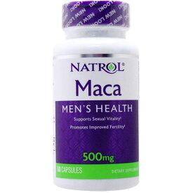 マカ 500mg(4倍濃縮エキス) 60粒 サプリメント 健康サプリ サプリ マカ 栄養補助 栄養補助食品 アメリカ カプセル サプリンクス