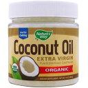 オーガニック エキストラバージン ココナッツオイル(中鎖脂肪酸/MCTオイル62%含有) 454g[食品/調味料/油/サプリン…