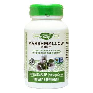 ウスベニタチアオイ(マーシュマロウ) 100粒 サプリメント 健康サプリ サプリ 植物 ハーブ 栄養補助 栄養補助食品 アメリカ カプセル サプリンクス 植物性エキス