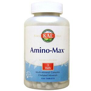 アミノマックス マルチミネラル 150粒 サプリメント 健康サプリ サプリ ミネラル マルチミネラル 栄養補助 栄養補助食品 アメリカ タブレット サプリンクス