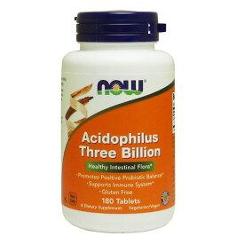 [ お得サイズ ] アシドフィルス乳酸菌 30億(プロバイオティクス) 180粒 アシドフィルス菌