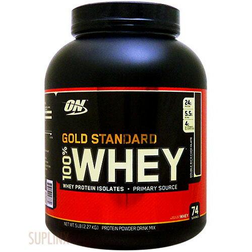 [ 大容量2.27kg ] 100%ホエイ ゴールドスタンダード プロテイン ※ダブルリッチチョコレート
