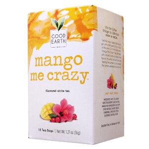 マンゴーミー フレーバードホワイトティー 18ティーバッグ 健康食品 健康茶 サプリンクス ハーブティー