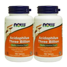 【2個セット】[ お得サイズ ] アシドフィルス乳酸菌 30億(プロバイオティクス) 180粒 071-02914 アシドフィルス菌