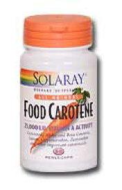 マルチカロテノイド(カロチノイド) 100粒 サプリメント 健康サプリ サプリ ビタミン ベータカロチン SOLARAY ソラレー 栄養補助 栄養補助食品 アメリカ ソフトジェル サプリンクス