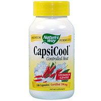 カプシクール カイエン(カプサイシンでポカポカ&スリム!) 100粒 [サプリメント/ダイエット/ダイエットサプリ/サプリ/カプサイシン/栄養補助/栄養補助食品/アメリカ/カプセル/サプリンクス]